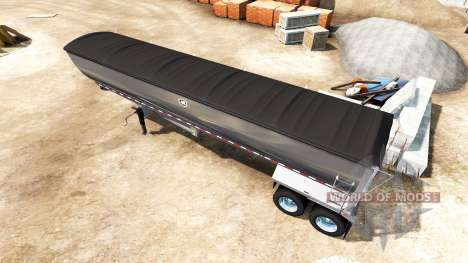 Un camion semi-remorque Mac Simizer pour American Truck Simulator