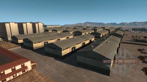Karte Area 51 für American Truck Simulator