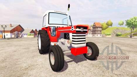Massey Ferguson 1080 v3.0 für Farming Simulator 2013