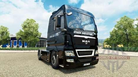 La Stark Expo 2010 de la peau pour l'HOMME camio pour Euro Truck Simulator 2