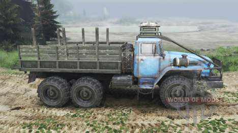 Ural-4320-30 [03.03.16] pour Spin Tires