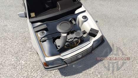 Opel Kadett für BeamNG Drive