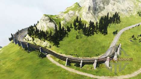 Altitude 0.7 pour BeamNG Drive