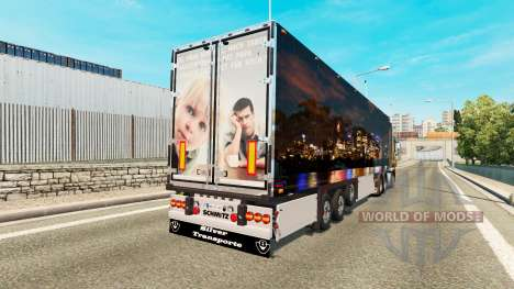 Semi-Skyline pour Euro Truck Simulator 2