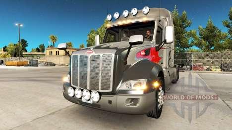 Scheinwerfer Hella für American Truck Simulator