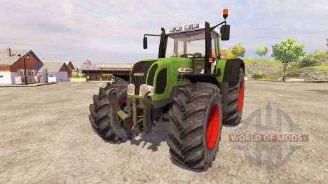 Fendt Favorit 926 pour Farming Simulator 2013