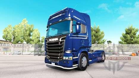 Scania R730 Streamline pour American Truck Simulator