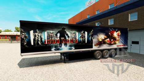 Trailer Iron Man 3 für Euro Truck Simulator 2