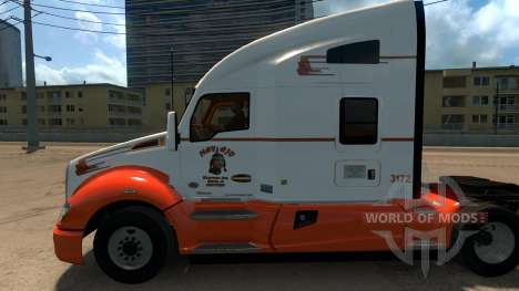 Navajo Express Inc. skin for Kenworth T680 pour American Truck Simulator