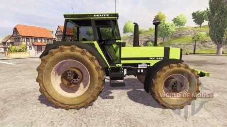 Deutz-Fahr DX 140 pour Farming Simulator 2013