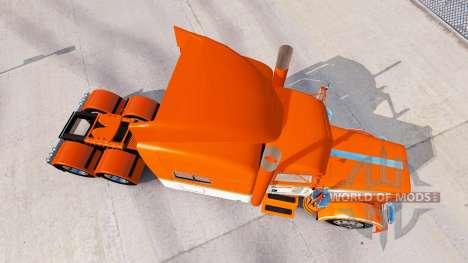 Скин Tri-State Produits на Peterbilt 389 pour American Truck Simulator