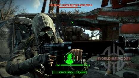 The Rebel pour Fallout 4