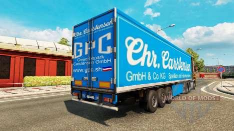 Semi Carstensen für Euro Truck Simulator 2