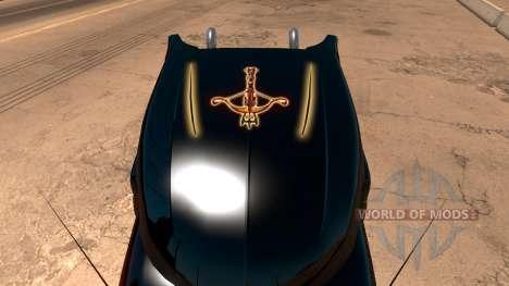 Perbilt 579 Rogue and Genie skin pour American Truck Simulator