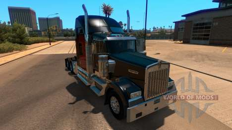 Turkish Power W900 pour American Truck Simulator