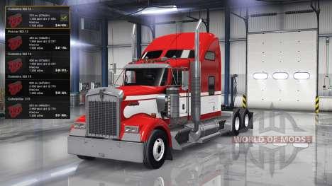 De nouvelles icônes moteurs pour American Truck Simulator