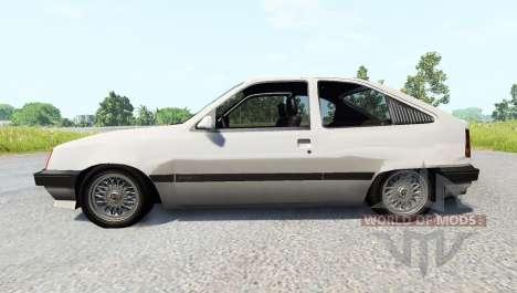 Opel Kadett pour BeamNG Drive