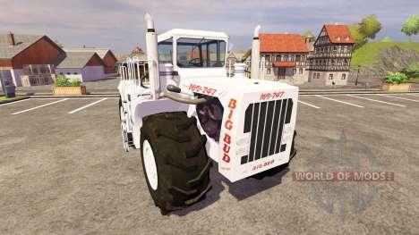 Big Bud-747 v2.0 pour Farming Simulator 2013
