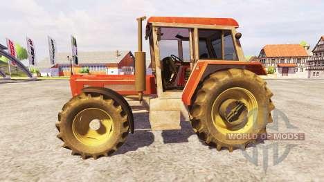 Schluter Super 1250 VL pour Farming Simulator 2013