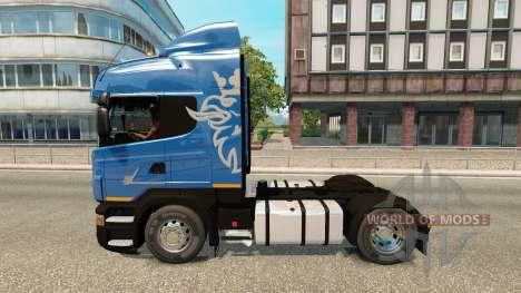 Scania R420 Highline v2.8 für Euro Truck Simulator 2