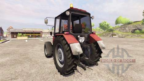 MTZ-1025 v3.0 für Farming Simulator 2013
