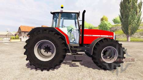 Massey Ferguson 8140 v2.0 pour Farming Simulator 2013