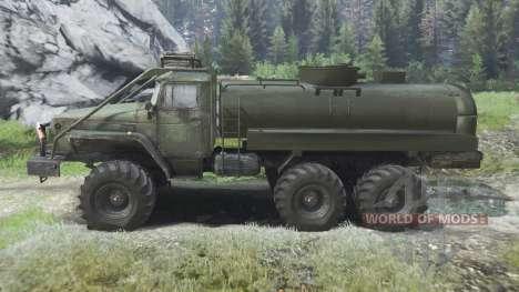 Ural-4320-10 [03.03.16] für Spin Tires