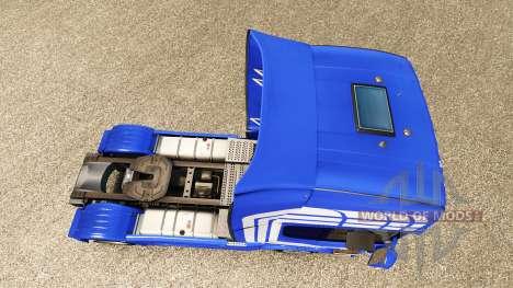 Haut F. MURPF AG Scania LKW für Euro Truck Simulator 2