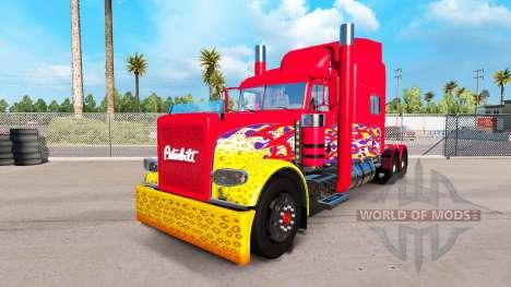 La peau Pick-up pour le Peterbilt 389 pour American Truck Simulator