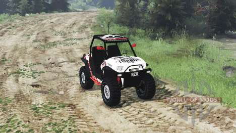 Polaris RZR XP 1000 Turbo [03.03.16] für Spin Tires