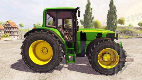 John Deere 6630 v1.1 für Farming Simulator 2013