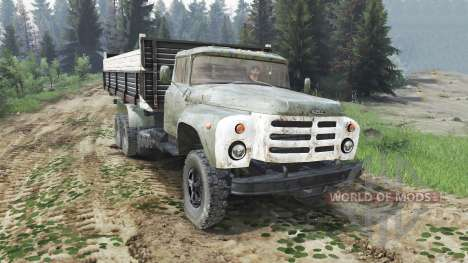 ZIL-133 G1 [03.03.16] pour Spin Tires
