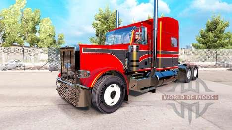 Metallic-skins für den Peterbilt 389 Traktor für American Truck Simulator