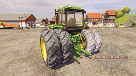 John Deere 4650 pour Farming Simulator 2013