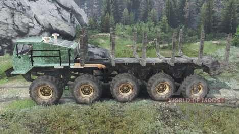 Juggernaut [03.03.16] pour Spin Tires