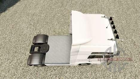 Klaus Bosselmann skin for MAN truck für Euro Truck Simulator 2