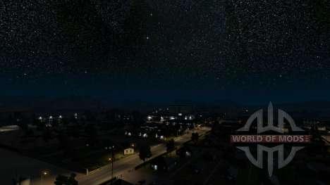 Sternenhimmel für American Truck Simulator