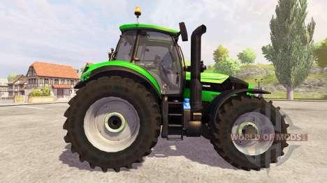 Deutz-Fahr Agrotron 7250 TTV v1.1 für Farming Simulator 2013