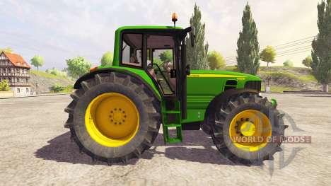 John Deere 6830 Premium v1.1 pour Farming Simulator 2013