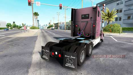 Freightliner Classic XL v3.0 pour American Truck Simulator