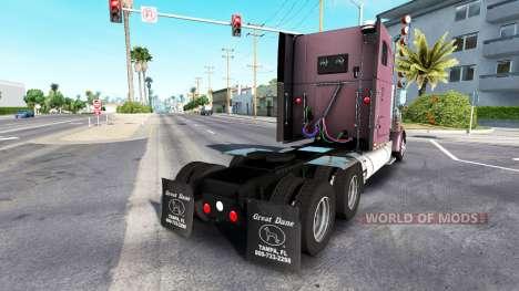 Freightliner Classic XL v3.0 für American Truck Simulator