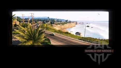 Die Entfernung von der ATS-logo im Ladebildschir für American Truck Simulator