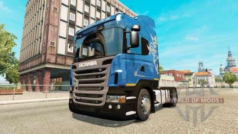Scania R420 Highline v2.8 pour Euro Truck Simulator 2
