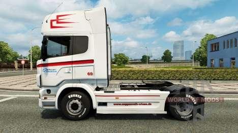 Скин Coppenrath & Wiese v1.2 für Euro Truck Simulator 2