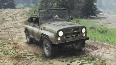 UAZ-3151 [03.03.16] pour Spin Tires
