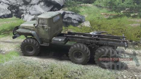 Ural-4320 [03.03.16] pour Spin Tires