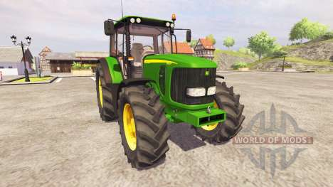 John Deere 6620 pour Farming Simulator 2013
