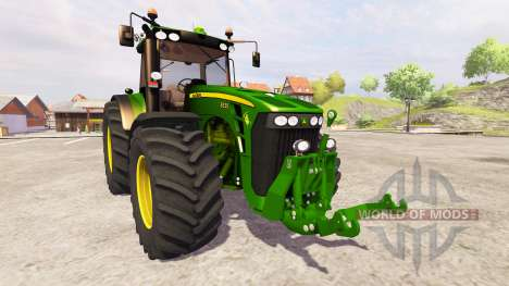 John Deere 8530 pour Farming Simulator 2013