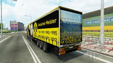 Semi-ESB pour Euro Truck Simulator 2