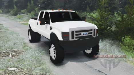 Ford F-450 [03.03.16] pour Spin Tires